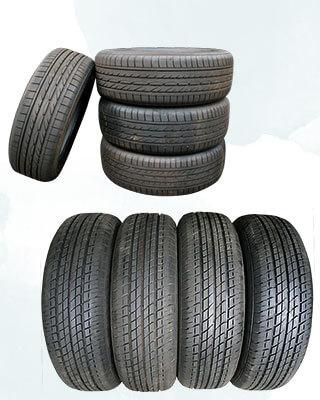 タイヤの不用品回収・処分